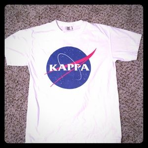 Kappa Soroity NASA Comfort Colors Shirt
